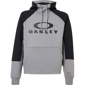 Oakley Sierra DWR Fleece Huppari Miehet, black/grey